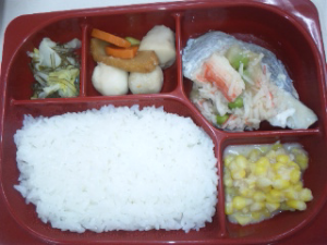 通常食(きざみなし)